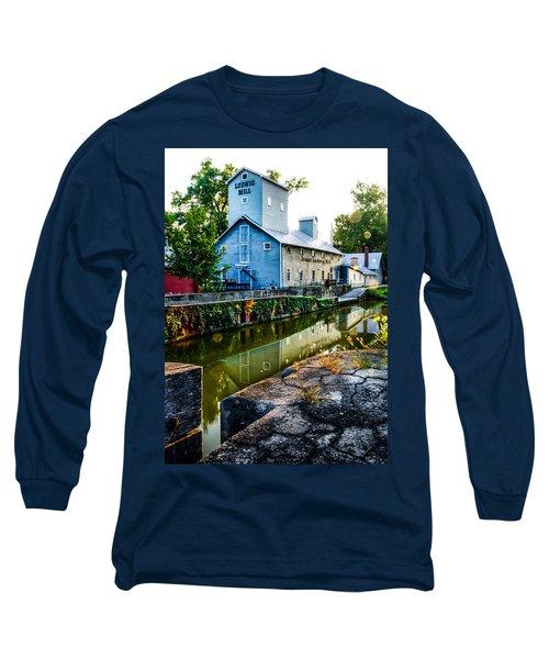 Isaac Ludwig Mill Long Sleeve T-Shirt