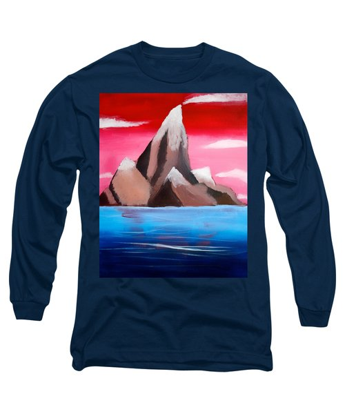 Islands Hawaii Long Sleeve T-Shirt