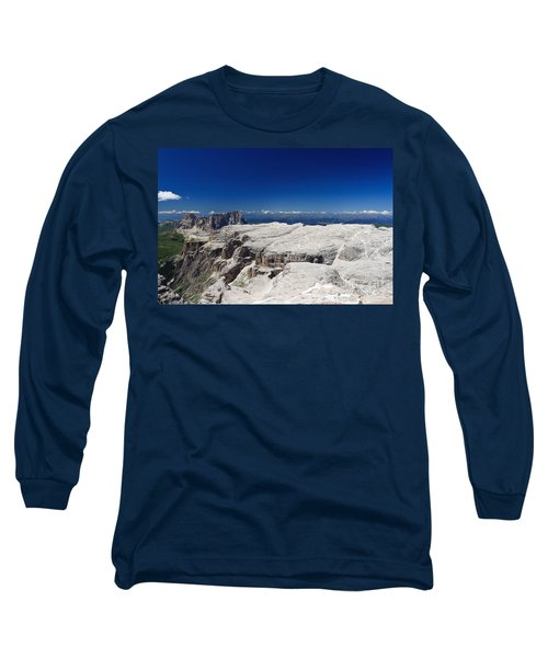 Italian Dolomites - Sella Group Long Sleeve T-Shirt