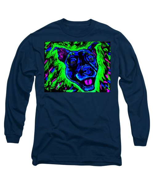 It's A Pitty Black Light Long Sleeve T-Shirt