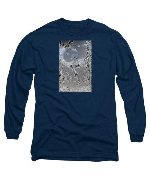 Jack Frost's Victory Dance Long Sleeve T-Shirt