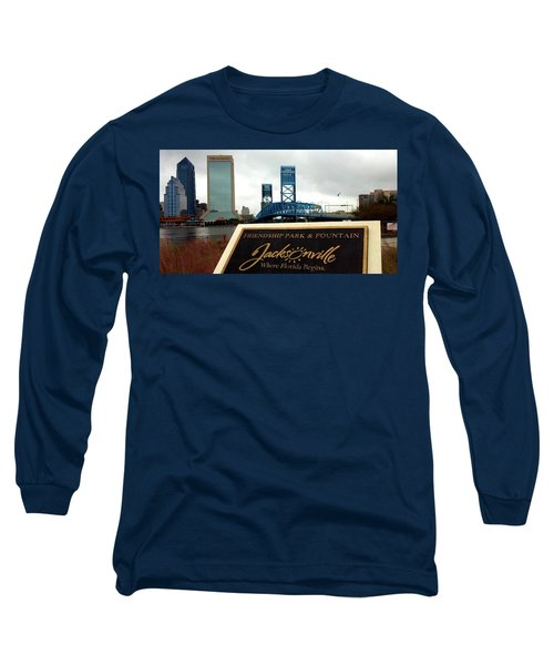 Jacksonville Long Sleeve T-Shirt