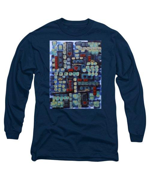 Jazzy Love Long Sleeve T-Shirt