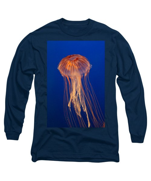 Long Sleeve T-Shirt featuring the photograph Jelly Fish by Eti Reid