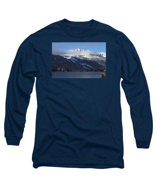 June Lake Winter Long Sleeve T-Shirt
