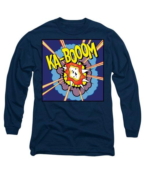 Ka-boom 2 Long Sleeve T-Shirt