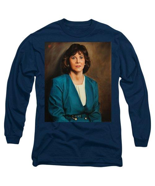 Karen Long Sleeve T-Shirt