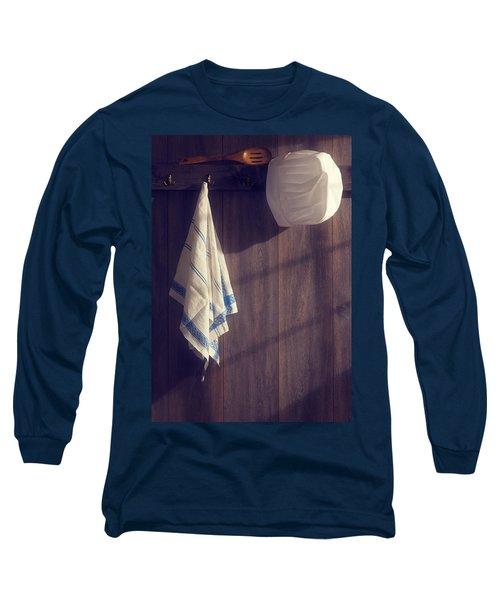 Kitchen Wall Long Sleeve T-Shirt