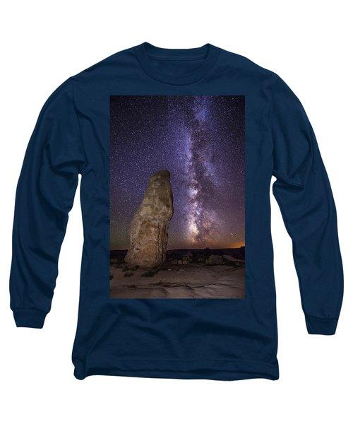 Kodachrome Galaxy Long Sleeve T-Shirt