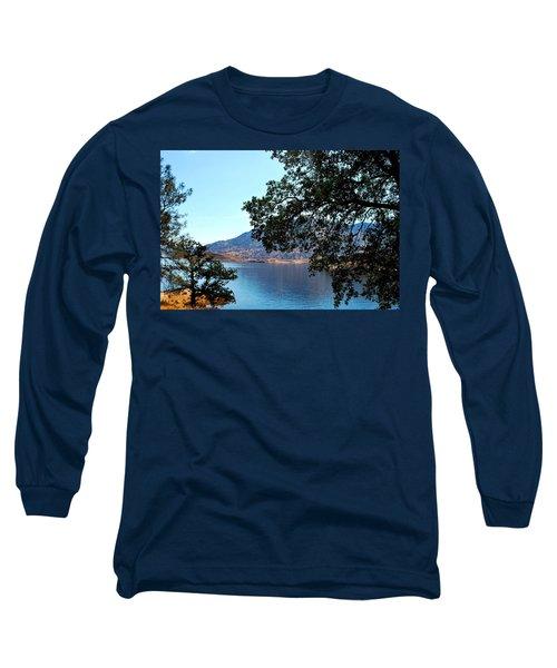 Lake Isabella Long Sleeve T-Shirt by Matt Harang