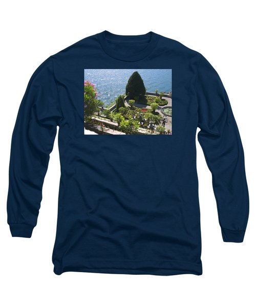 Lake Maggiore Magic Long Sleeve T-Shirt