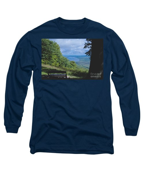 Lake Vista Long Sleeve T-Shirt