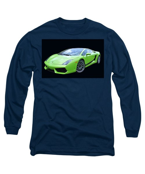 Lambourghini Salamone  Long Sleeve T-Shirt