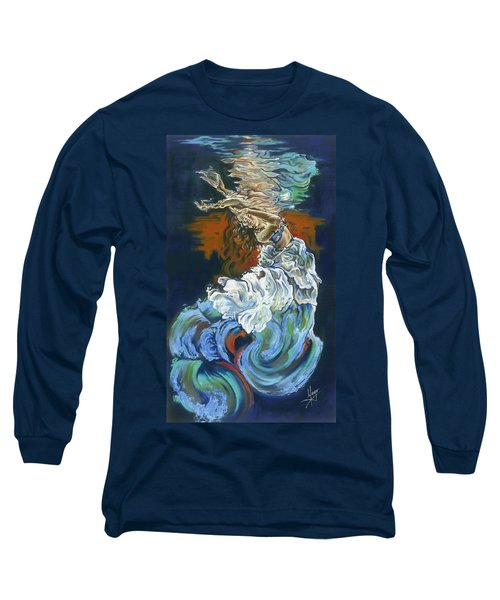 Dive Into Your Soul Long Sleeve T-Shirt