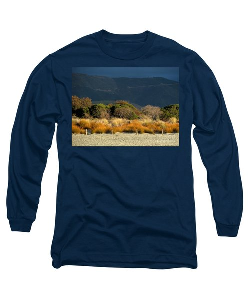 Late Afternoon Colours Long Sleeve T-Shirt