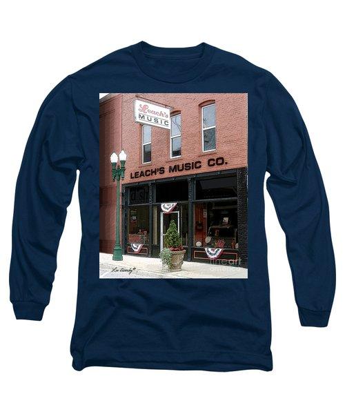Leach's Music Long Sleeve T-Shirt
