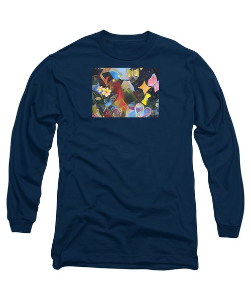 Learning To See Long Sleeve T-Shirt