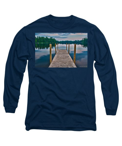 Lees Mills Dock Long Sleeve T-Shirt