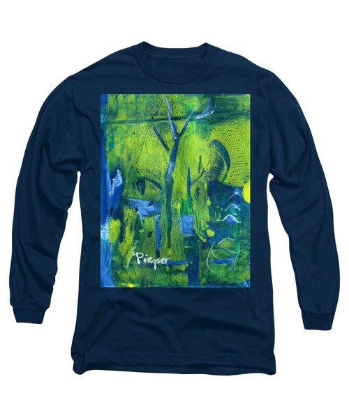 Lemon Willow Long Sleeve T-Shirt