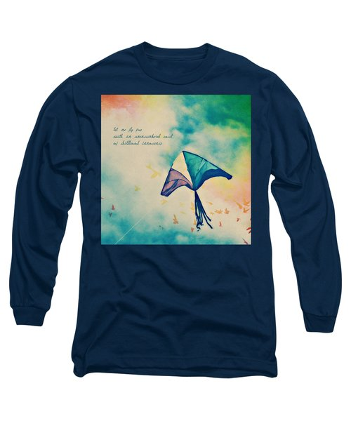 Let Me Fly Free Long Sleeve T-Shirt