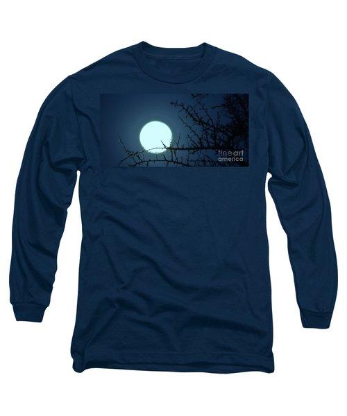 Life 2013...wait A Minute Long Sleeve T-Shirt by Angela J Wright