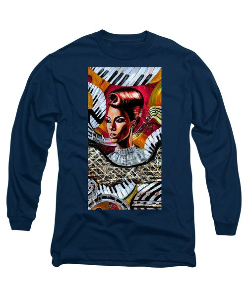 Life May Put You On Crazy Roller-coaster Rides But When Your Song Plays... Long Sleeve T-Shirt