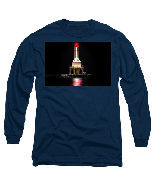 Lighthouse Ghosts Long Sleeve T-Shirt