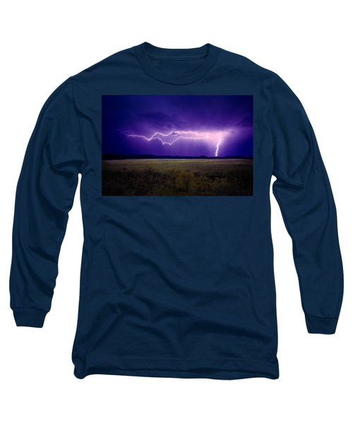 Lightning Serengeti Long Sleeve T-Shirt