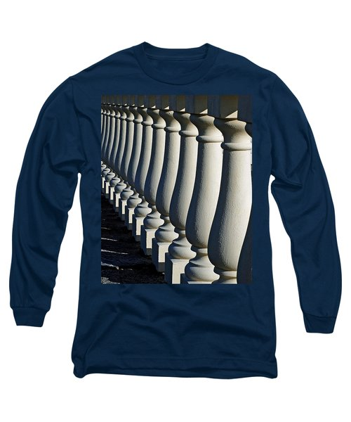 Lineup Long Sleeve T-Shirt by Lisa Phillips
