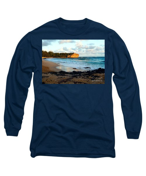 Local Surf Spot Kauai Long Sleeve T-Shirt