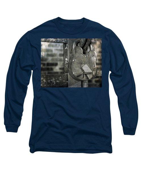 Lock And Key Long Sleeve T-Shirt