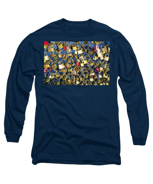 Locks Of Love Long Sleeve T-Shirt