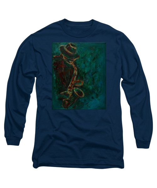 Lonely Jazz Long Sleeve T-Shirt