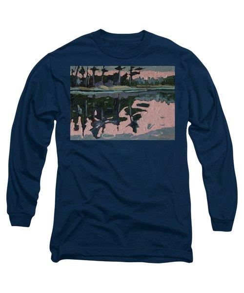 Long Reach Rain Long Sleeve T-Shirt by Phil Chadwick