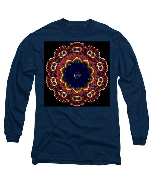 Lotus Bloom Long Sleeve T-Shirt