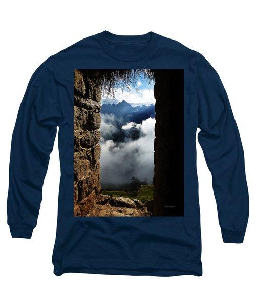 Machu Picchu Peru 4 Long Sleeve T-Shirt