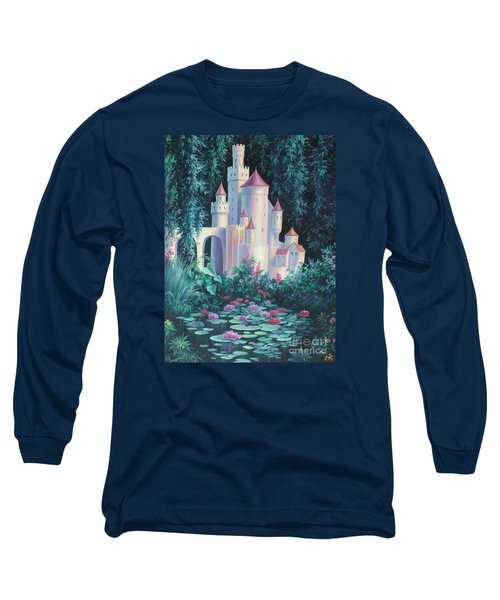 Magic Castle Long Sleeve T-Shirt by Vivien Rhyan