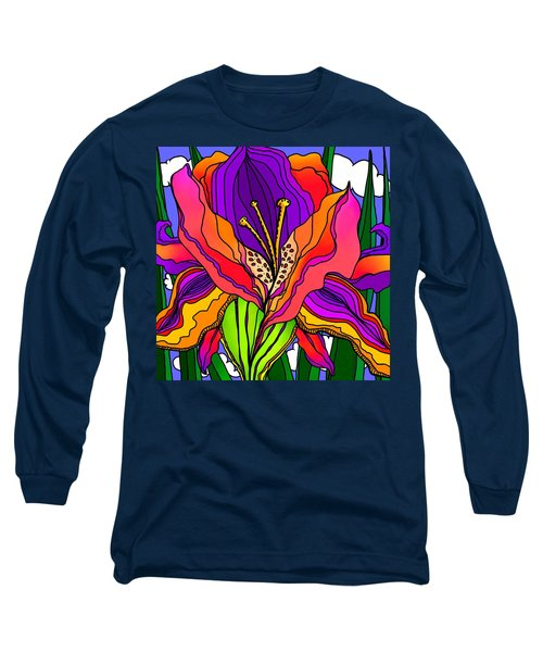 Magical Mystery Garden Long Sleeve T-Shirt
