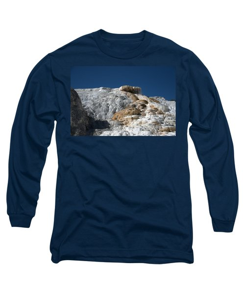 Mammoth Hot Springs 2 Long Sleeve T-Shirt