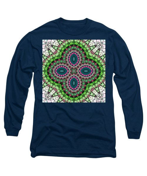 Mandala 111 Long Sleeve T-Shirt