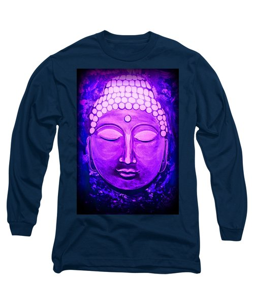 Mandi's Buddha Long Sleeve T-Shirt