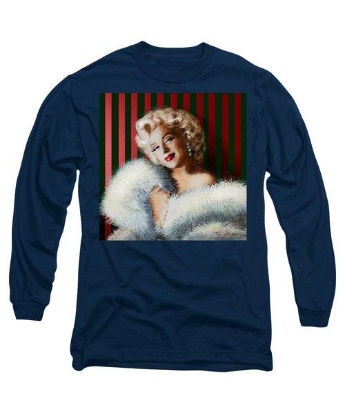 Marilyn 126 D 3 Long Sleeve T-Shirt