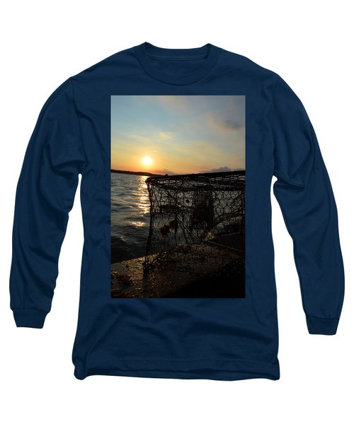 Maryland Crabber's Horizon Long Sleeve T-Shirt