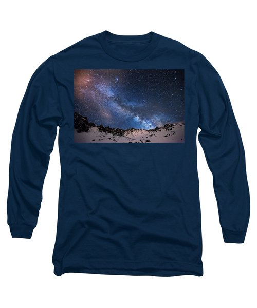 Mayflower Gulch Milky Way Long Sleeve T-Shirt