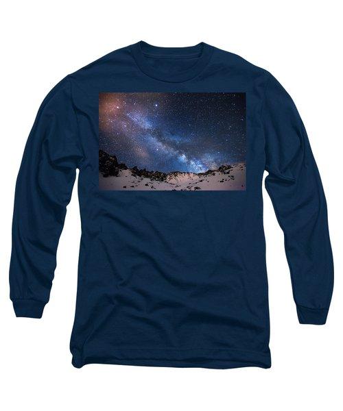 Mayflower Gulch Milky Way Long Sleeve T-Shirt