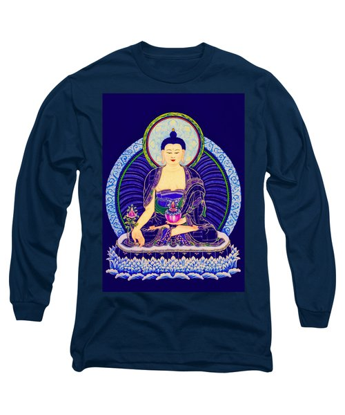 Medicine Buddha 6 Long Sleeve T-Shirt