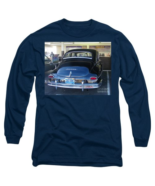 Long Sleeve T-Shirt featuring the photograph Memories by Bobbee Rickard