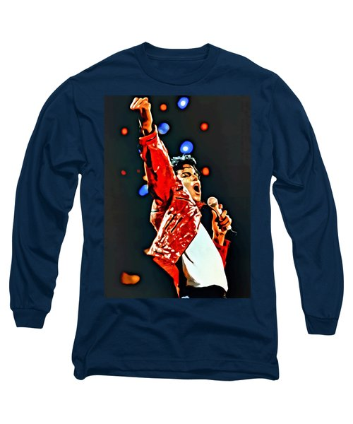 Michael Long Sleeve T-Shirt by Florian Rodarte