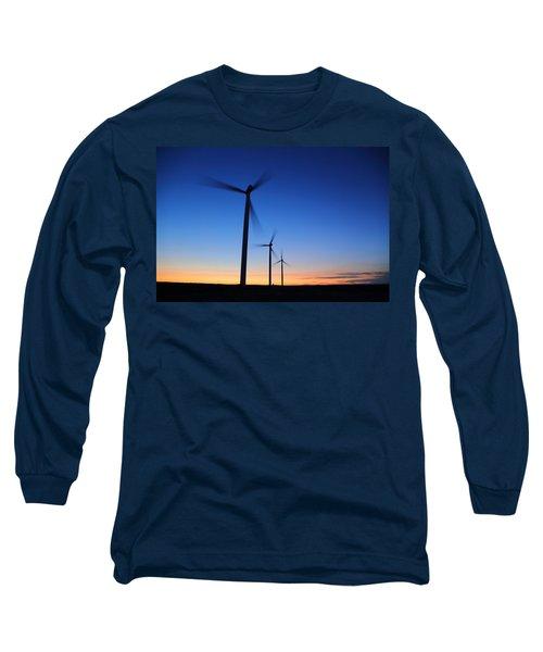 Milling Around Long Sleeve T-Shirt