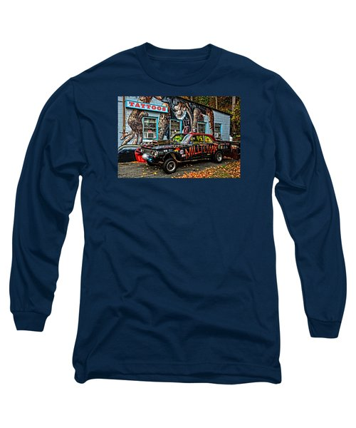 Milltown's Edsel Comet Long Sleeve T-Shirt by Mike Martin